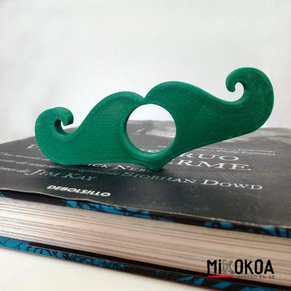 Anillos de lectura Mikokoa, impreso en 3D