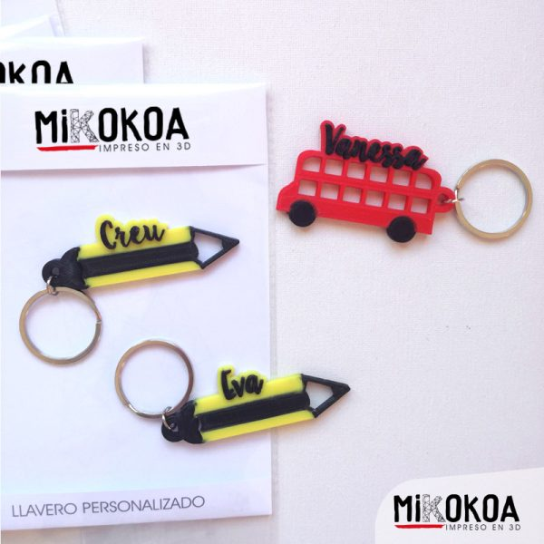 Mikokoa, Impreso en 3D. Productos personalizados impresos en 3D