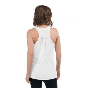 """Camiseta deportiva holgada para mujer """"pinceladas"""""""