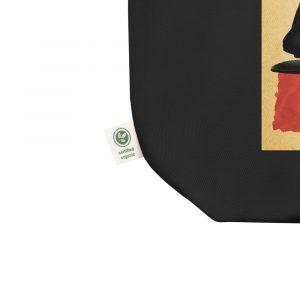 """Tote Bag de algodón orgánico """"Cuervo"""""""
