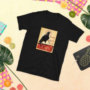 Camiseta de manga corta unisex