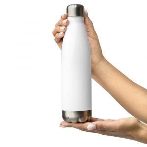 Botella de agua de acero inoxidable